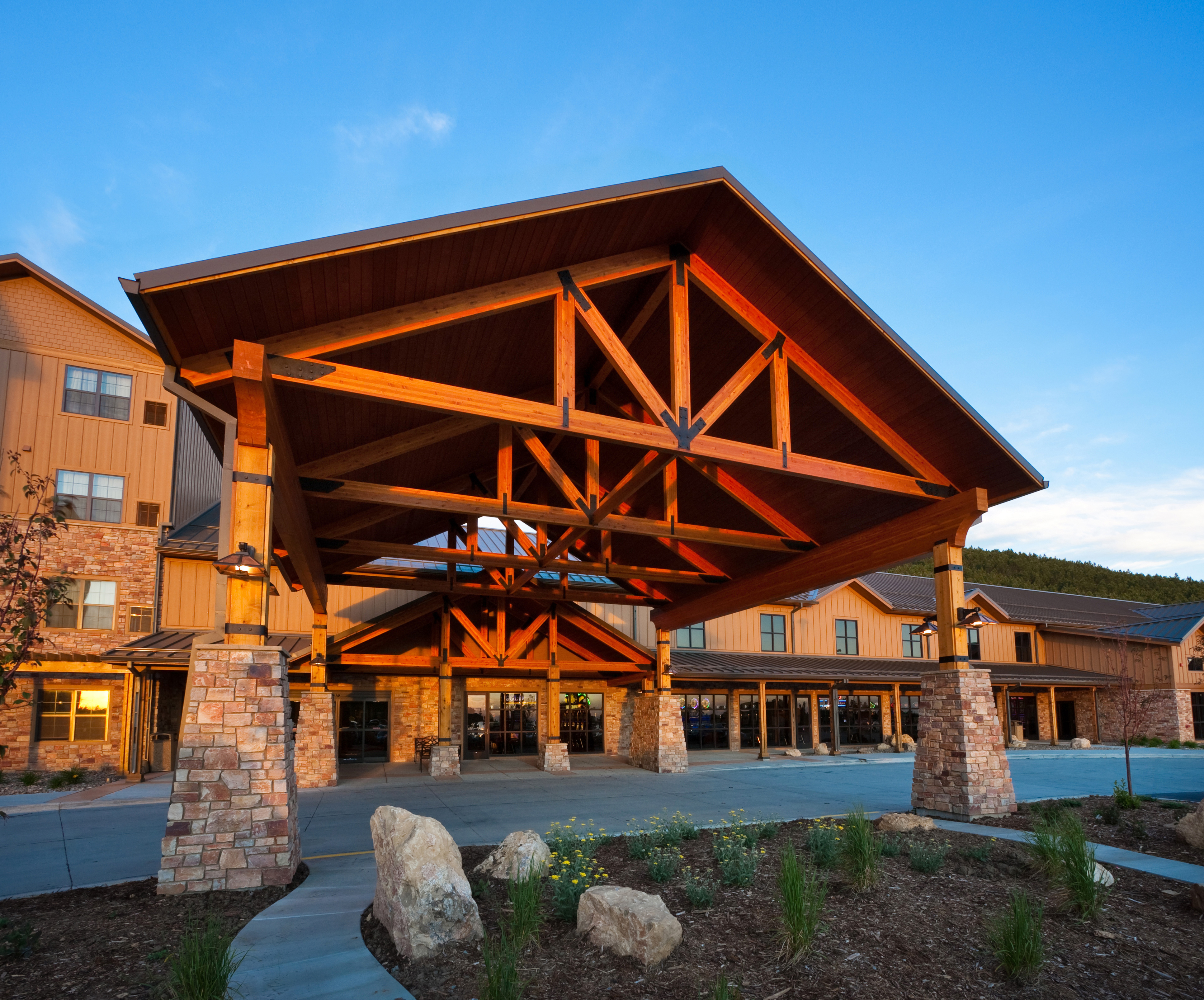 The lodge at deadwood gaming resort usa tourism for Hotel original