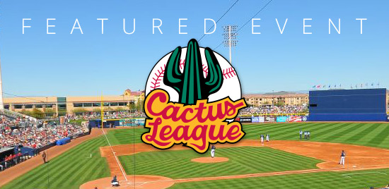 cactus league spring training