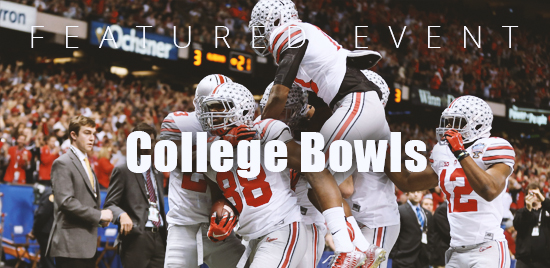 popular college football bowls
