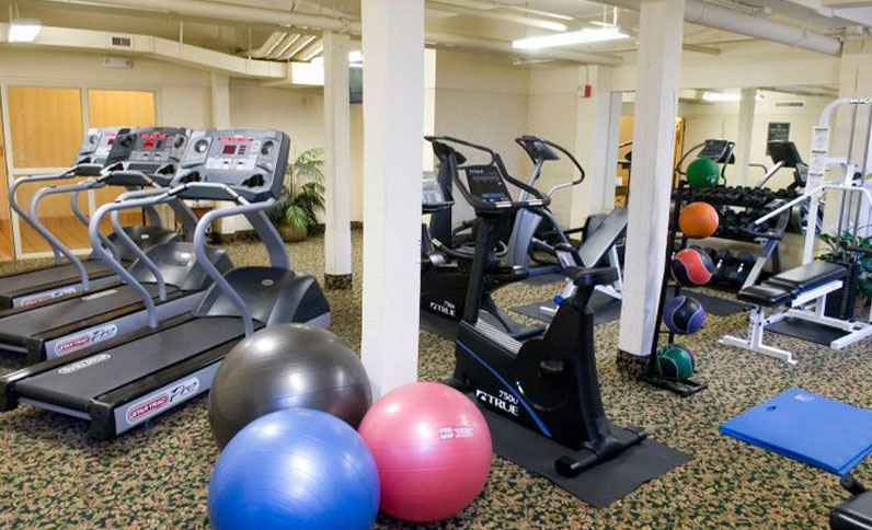 ... Hampton Inn Suites New Orleans Convention Center Fitness  ...